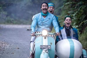 "Teka Teki Pernikahan ala Film ""The Wedding & Bebek Betutu"""