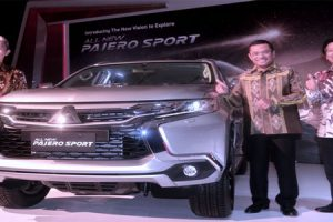 Mitsubishi All New Pajero Sport The New Vision To Explore Diluncurkan