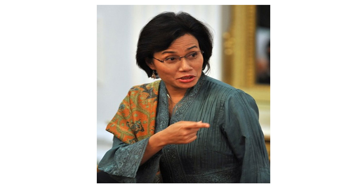 Sri Mulyani Peroleh Penghargaan Best Communicators of The Year