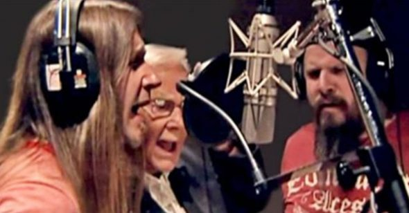 'Yesterday's Wine' Versi Blackberry Smoke, George Jones & Jamey Johnson
