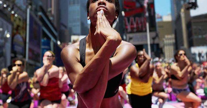 penyebaran yoga