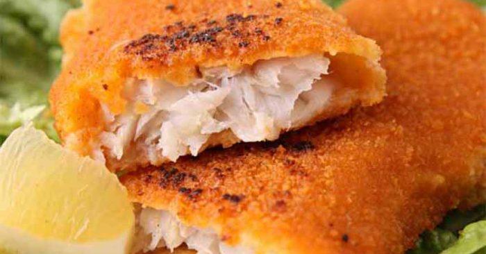 ikan goreng mentega