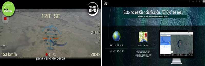 Para peneliti melakukan survey awal menggunakan pesawat dan sedang mempersiapkan rencana penelitian terkait. (Video screenshot)